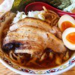 くじら食堂 nonowa 東小金井店の特製醤油ラーメン