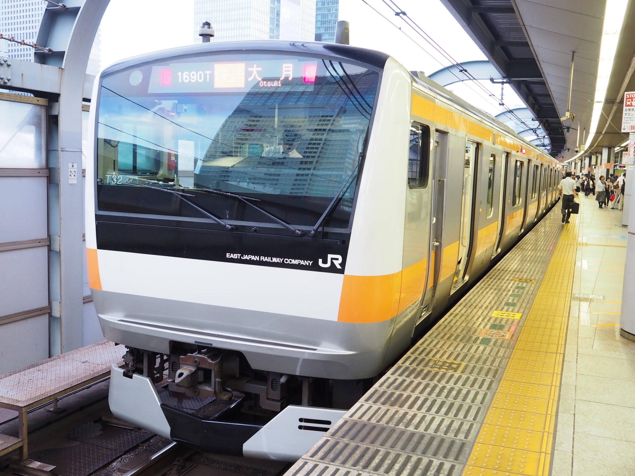 中央線快速電車