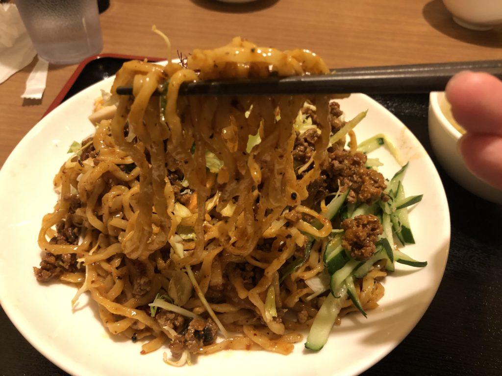 揚子江担々麵2