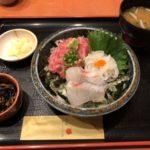さくら井のおまかせ海鮮三色丼