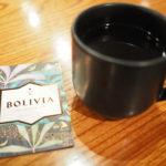 スターバックスリザーブコーヒーのボリビアクシロファームジャバ