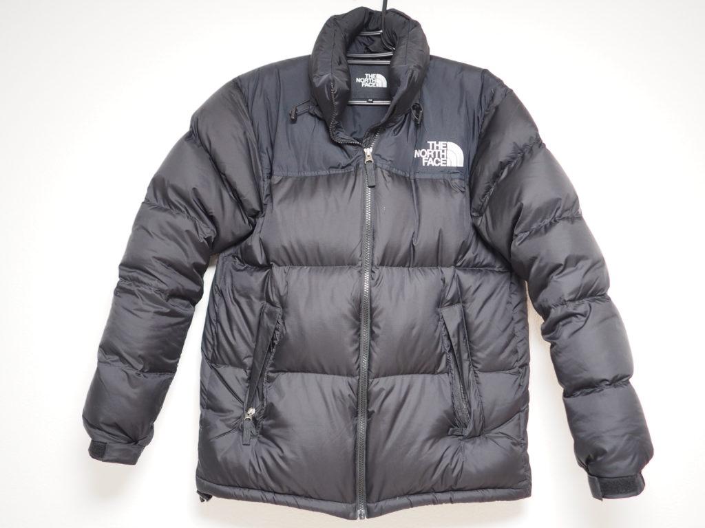 ノースフェイスのヌプシジャケット