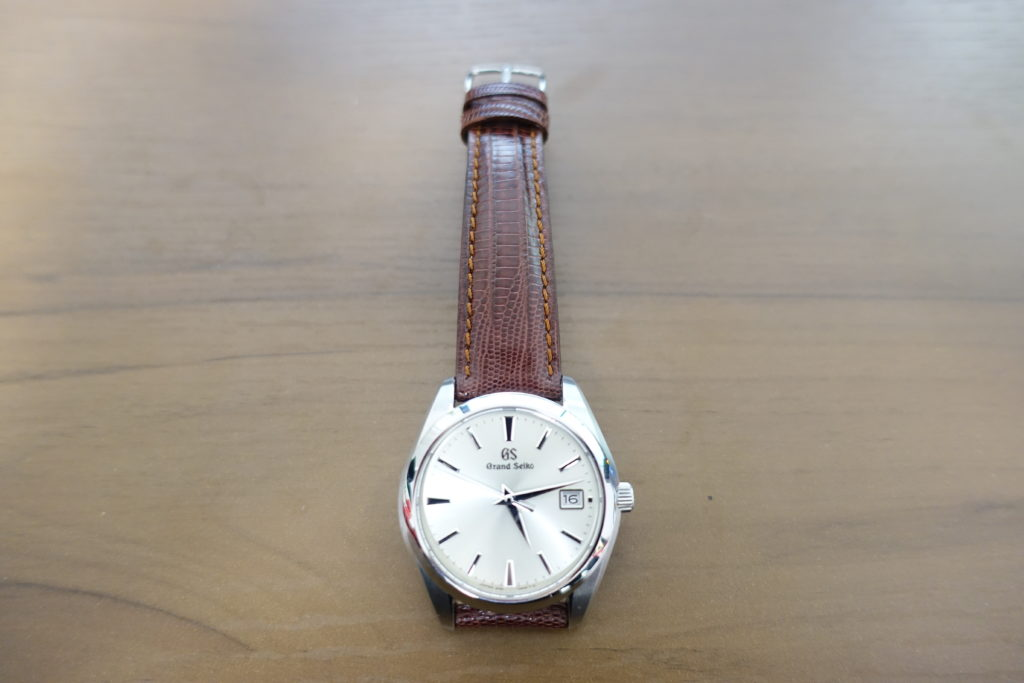 グランドセイコーの時計6