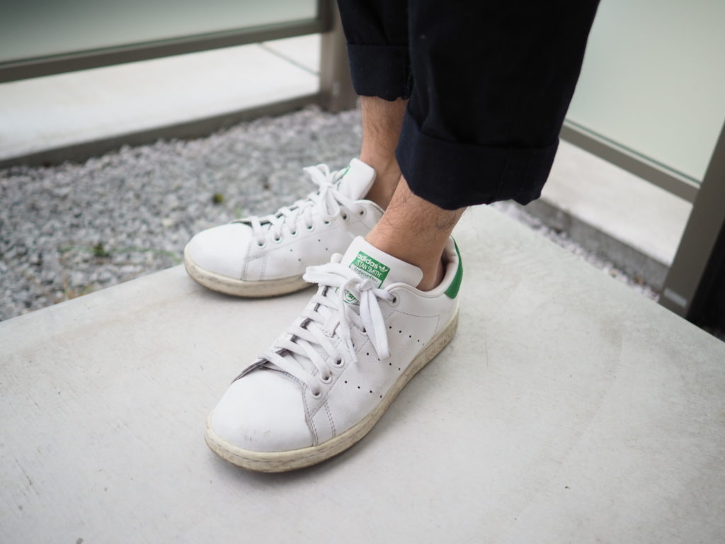 adidas スタンスミス1